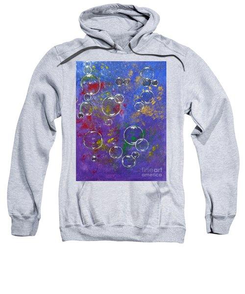 Graffiti Bubbles Sweatshirt