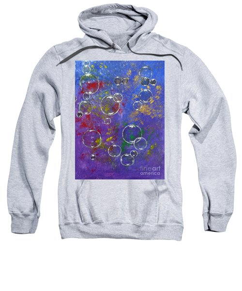 Graffiti Bubbles Sweatshirt