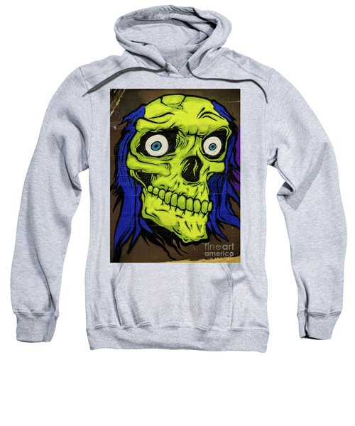 Graffiti_13 Sweatshirt
