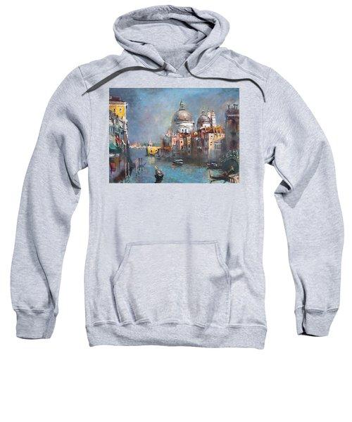 Grand Canal Venice 2 Sweatshirt