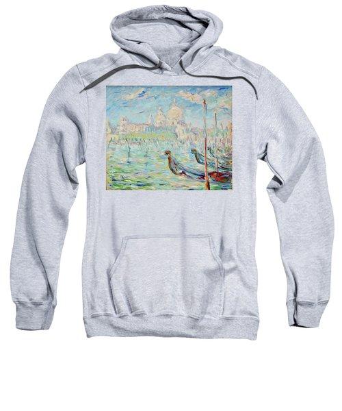Grand Canal Venice Sweatshirt