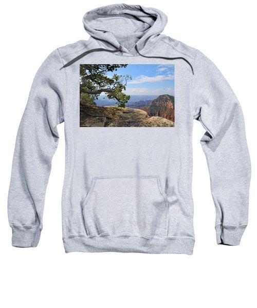 Grand Canyon North Rim Craggy Cliffs Sweatshirt
