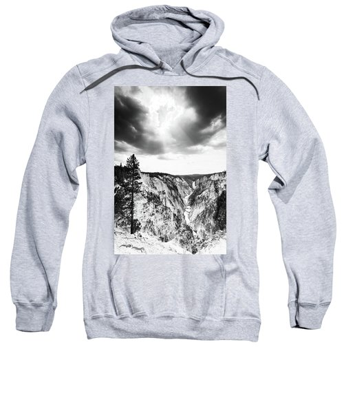 Grand Canyon Of The Yellowstone Sweatshirt