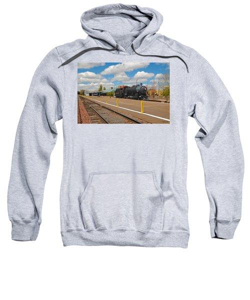 Grand Canyon Railway Sweatshirt