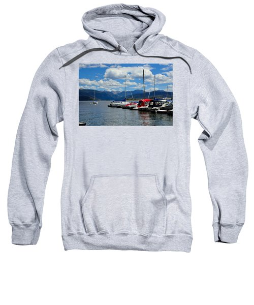 Grand Lake And Indian Peaks Wilderness Sweatshirt