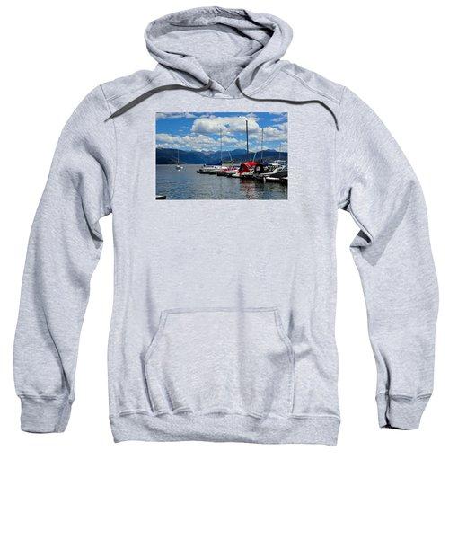 Grand Lake And Indian Peaks Wilderness Sweatshirt