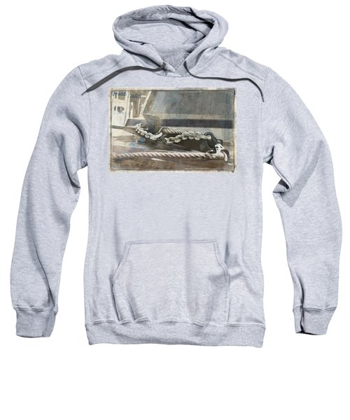 Grand Lake Boat Sweatshirt