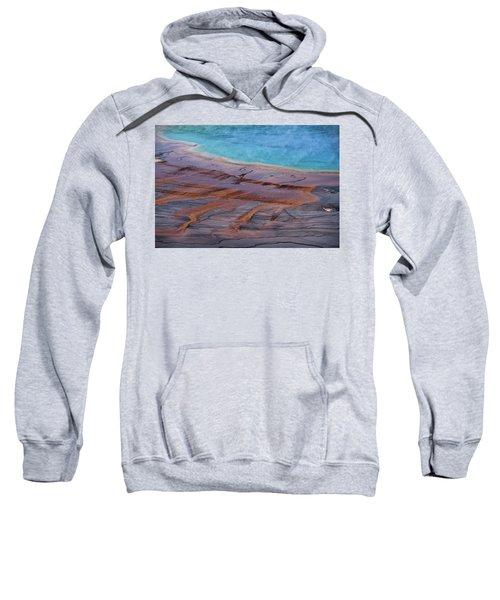 Grand Prismatic Spring Detail Sweatshirt