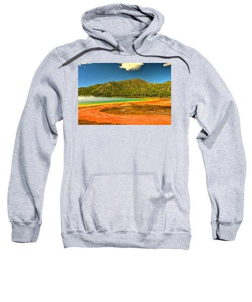 Grand Prismatic Spring Sweatshirt