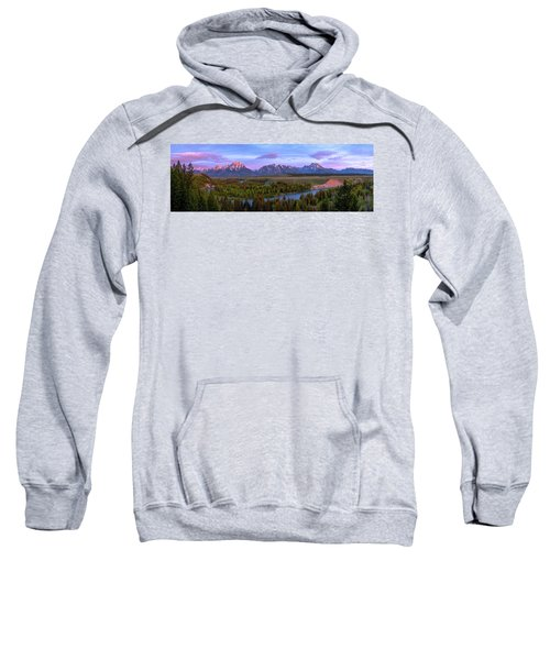 Grand Tetons Sweatshirt
