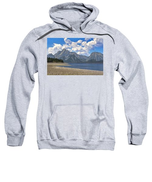 Grand Tetons Sweatshirt