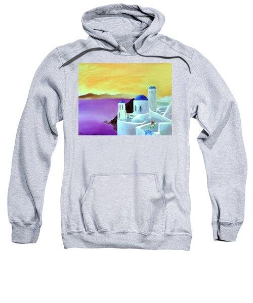Grandeur Of Greece Sweatshirt