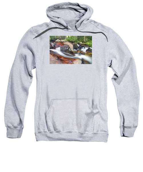 Granite Falls Sweatshirt by Gary Lengyel