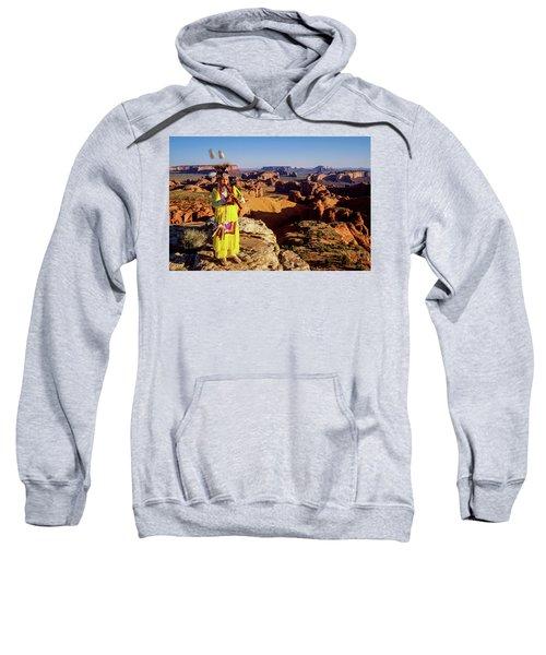 Grass Dancer Sweatshirt