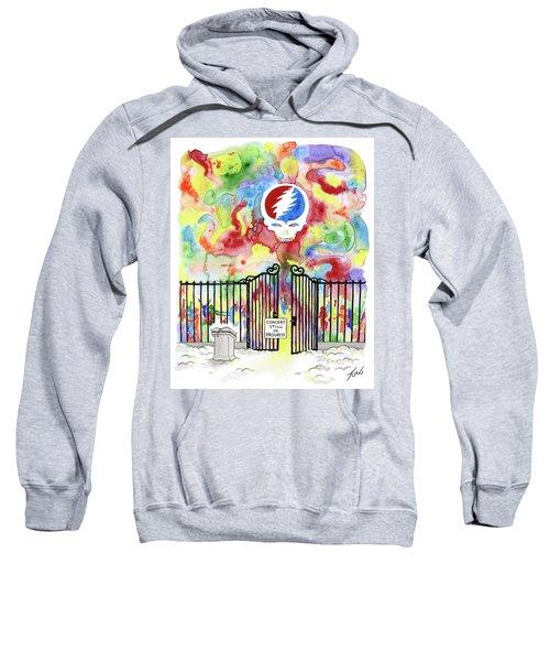 Grateful Dead Concert In Heaven Sweatshirt