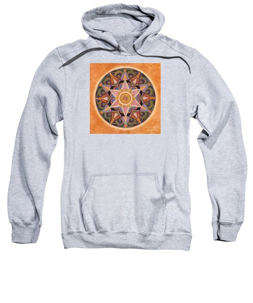 Gratitude Mandala Sweatshirt