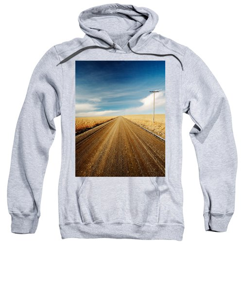 Gravel Lines Sweatshirt