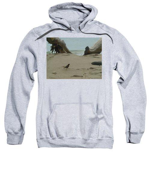 Gray Day On Maui Sweatshirt