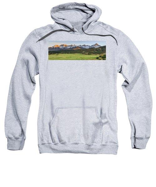 Grazing Under Sneffels Sweatshirt