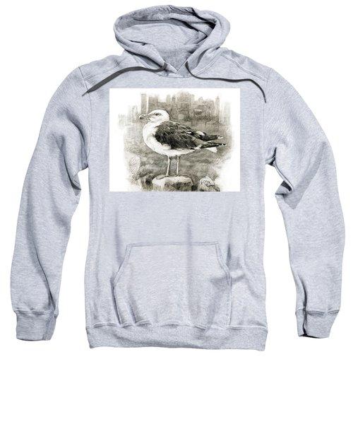 Great Black-backed Gull Sweatshirt