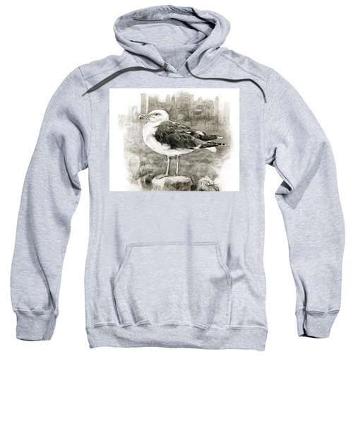 Great Black-backed Gull Sweatshirt