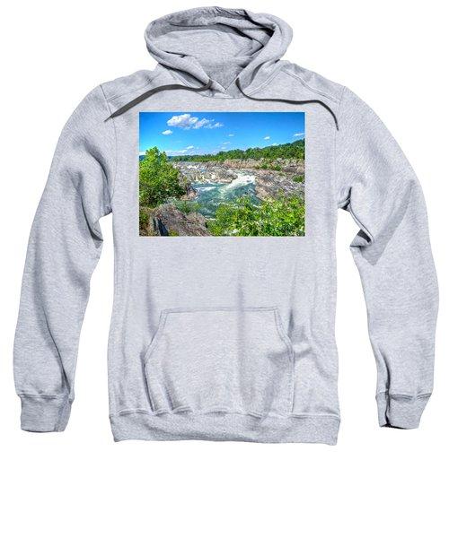 Great Falls On The Potomac Sweatshirt