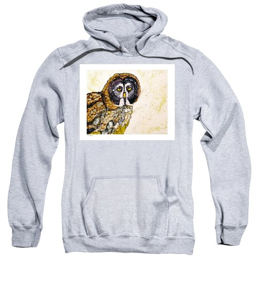 Great Grey Sweatshirt