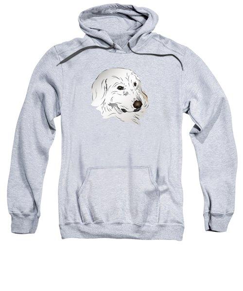 Great Pyrenees Dog Sweatshirt