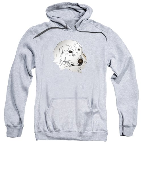 Great Pyrenees Dog Sweatshirt