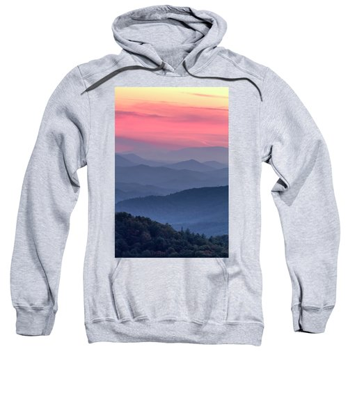 Great Smoky Mountain Sunset Sweatshirt