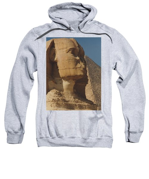 Great Sphinx Of Giza Sweatshirt