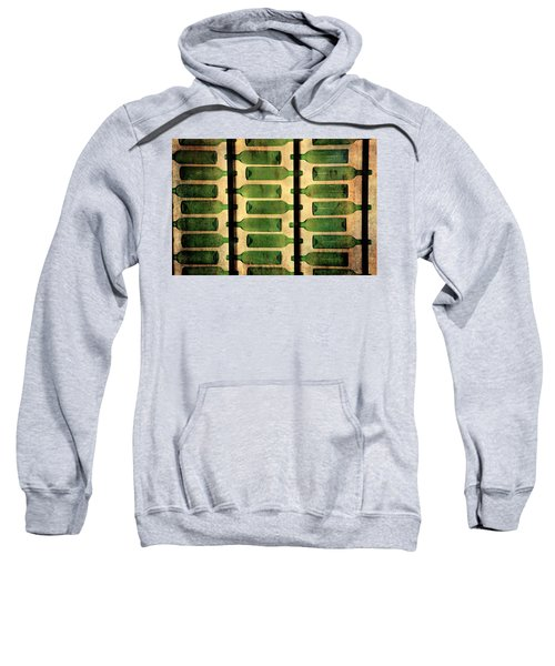 Green Bottles Sweatshirt