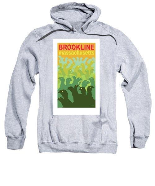 Green Fields Of Brookline Sweatshirt