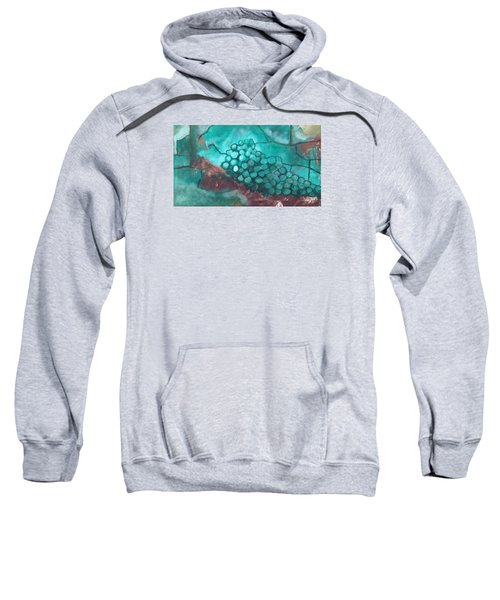 Green Grapes Sweatshirt