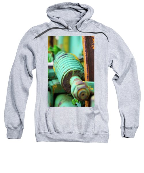 Green Spring Sweatshirt