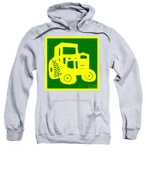 Green Tractor T-shirt Sweatshirt