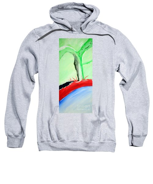 Green Tree Red Ridge Sweatshirt