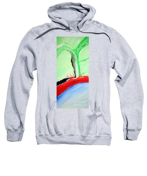 Green Tree Red Ridge Sweatshirt