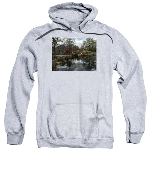 Grist Mill Sandwich Massachusetts Sweatshirt
