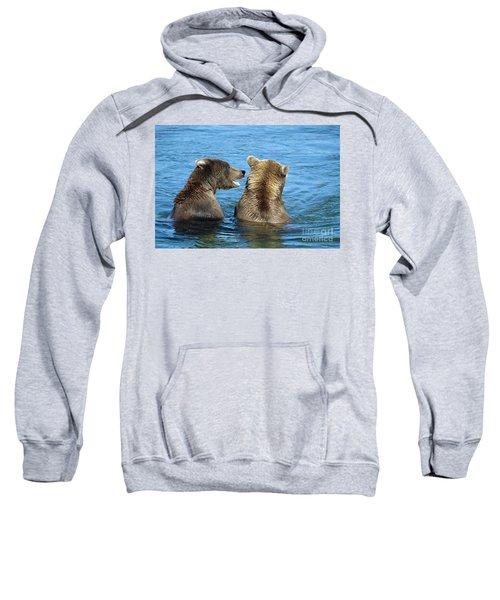 Grizzly Bear Talk Sweatshirt