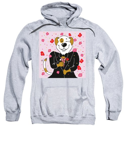 Groom Dog Sweatshirt