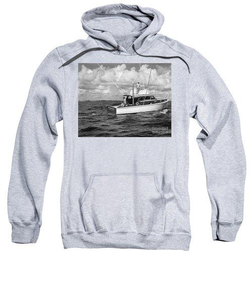 Group Of 3 Men Fishing Sweatshirt