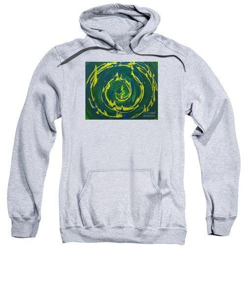 Guacamole Swirl Sweatshirt