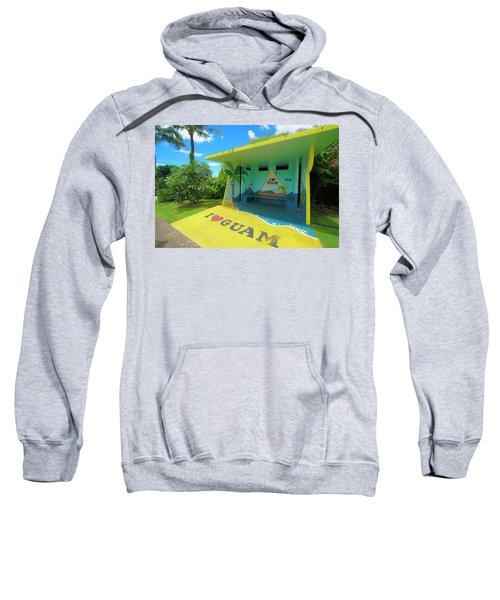 Guam Bus Stop Sweatshirt
