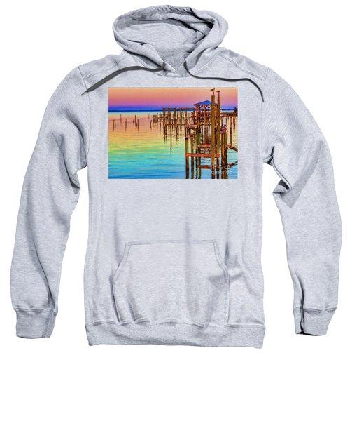 Guarding The Dock Sweatshirt
