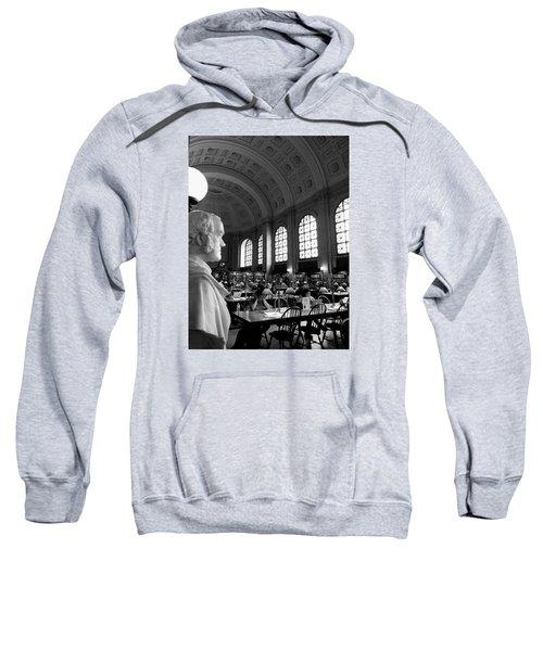 Guarding The Knowledge Sweatshirt
