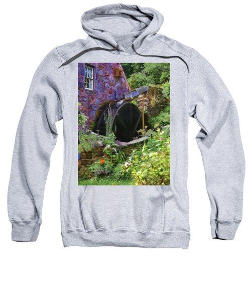 Guernsey Moulin Or Waterwheel Sweatshirt