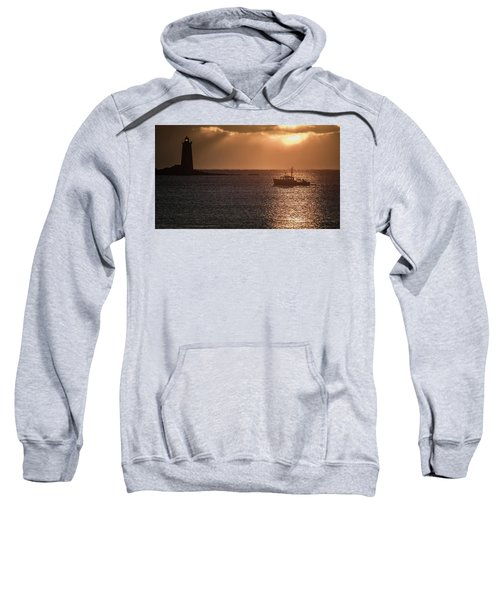 Guided By The Light Sweatshirt