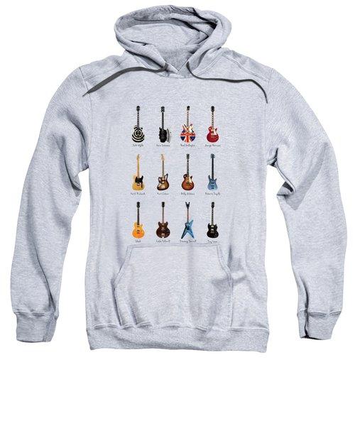 Guitar Icons No3 Sweatshirt