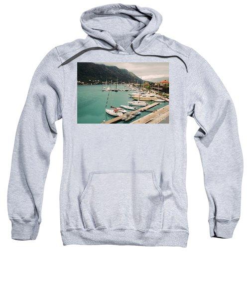 Gulf Of Kotor Sweatshirt